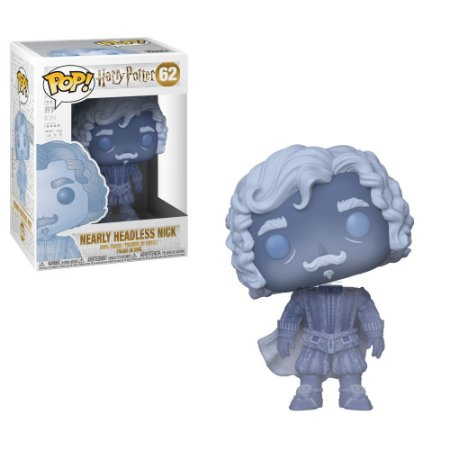 Harry Potter Nearly Headless Nick Pop - Funko