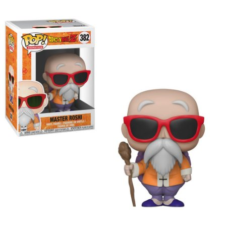 Dragon Ball Z Master Roshi Mestre Kame Pop - Funko