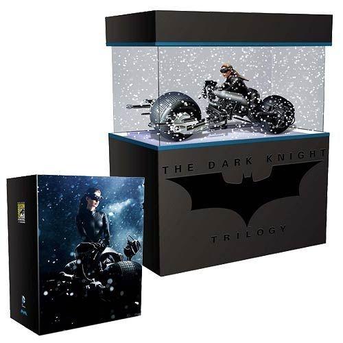 Batman Bat Pod c/ Catwoman Exclusivo SDCC2014 - Moebius