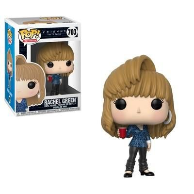 Friends Rachel Green 80's Pop - Funko