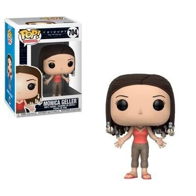 Friends Monica Geller Hair Pop - Funko