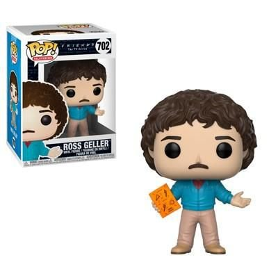 Friends Ross Geller 80's Pop - Funko