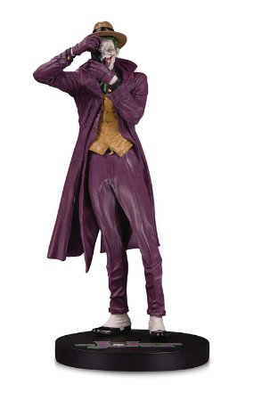 The Joker by Brian Bolland Mini Statue - DC Collectibles