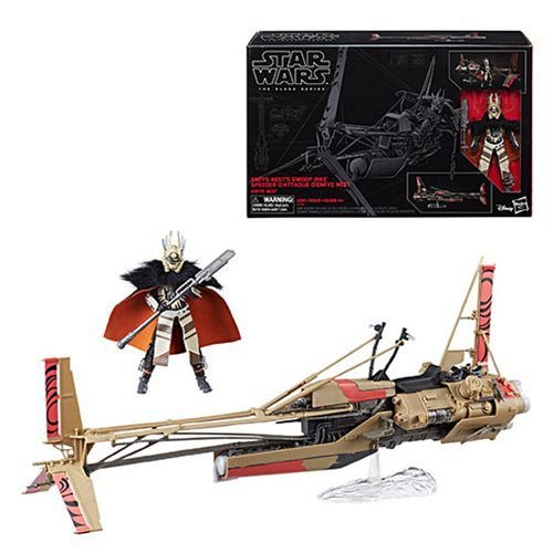 Star Wars The Black Series Enfys Nest Swoop Bike - Hasbro