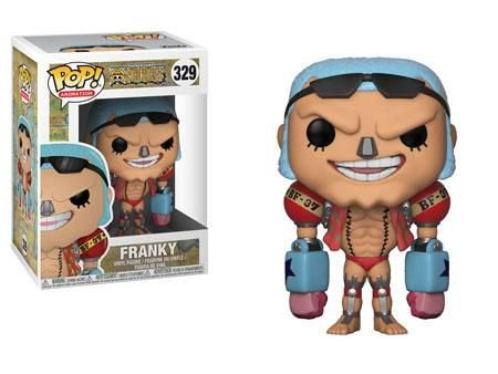 One Piece Franky Pop - Funko