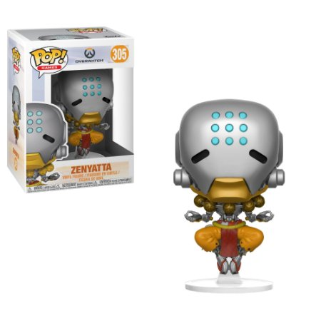 Overwatch Zenyatta Pop - Funko