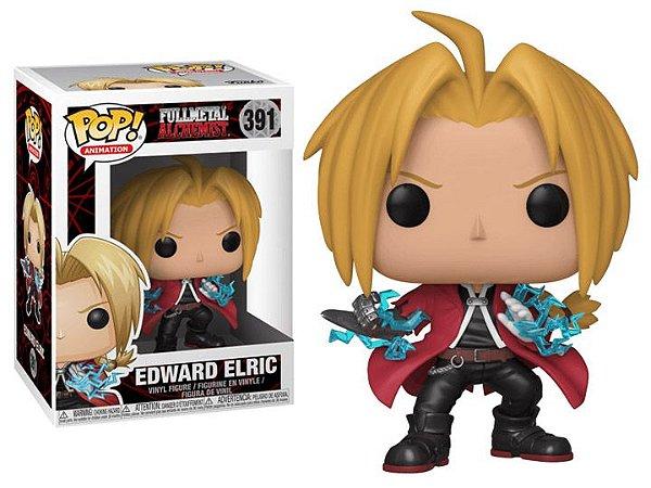 Fullmetal Alchemist Edward Elric Pop - Funko