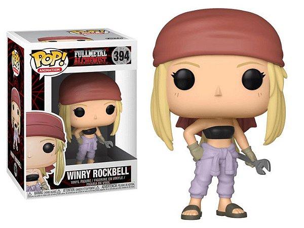 Fullmetal Alchemist Winry Rockbell Pop - Funko