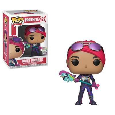 Fortnite Brite Bomber Pop - Funko
