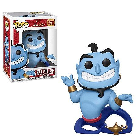 Aladdin Genio Genie with Lamp Pop - Funko