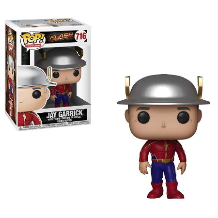 The Flash Jay Garrick Pop - Funko