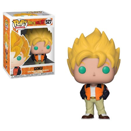Dragon Ball Z Goku Casual Pop - Funko