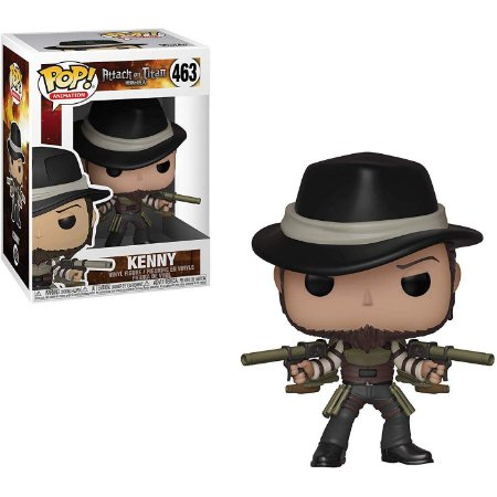 Attack on Titan Kenny Pop - Funko