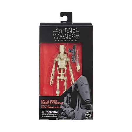 Star Wars Black Series Battle Droid - Hasbro