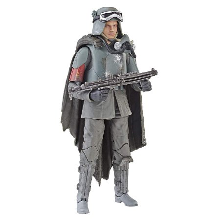 Star Wars Black Series Han Solo (Mimban Mid Trooper) - Hasbro