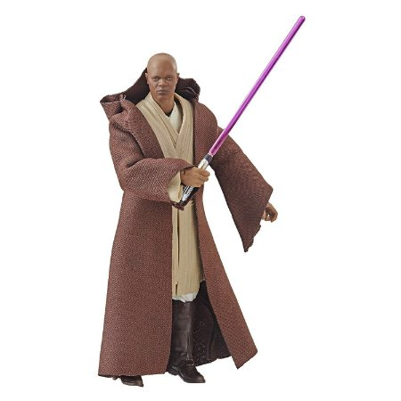 Star Wars Black Series Mace Windu - Hasbro