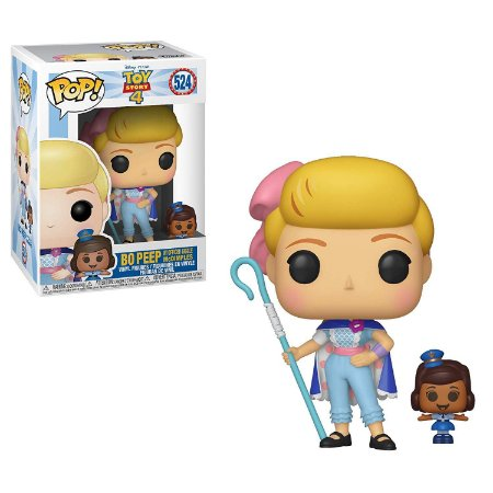 Toy Story 4 Bo Peep with Officer Mcdimples Pop - Funko