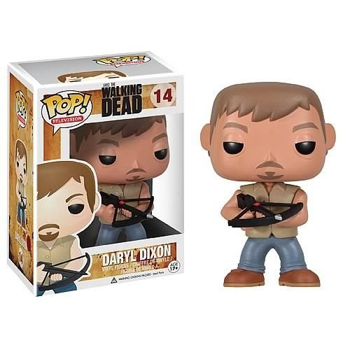 The Walking Dead Daryl Dixon Pop! - Funko