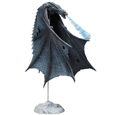 Game of Thrones Viserion Ice Dragon Deluxe Box - McFarlane