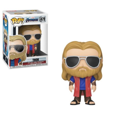 Vingadores Avengers Endgame Thor Casual Pop - Funko