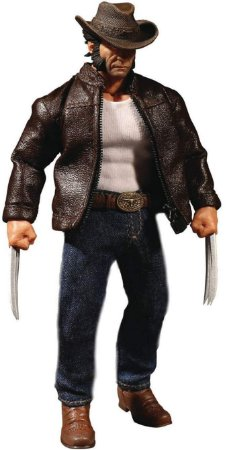 Marvel One:12 Logan - Mezco