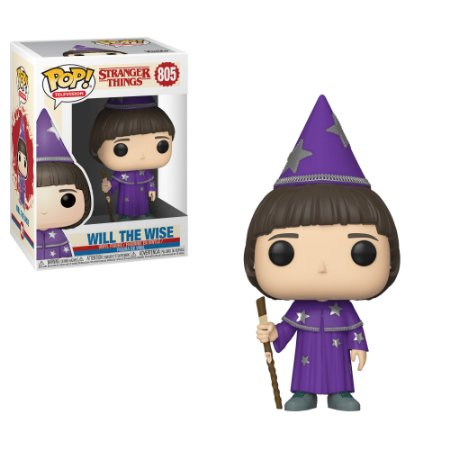Stranger Things Will The Wise Pop - Funko