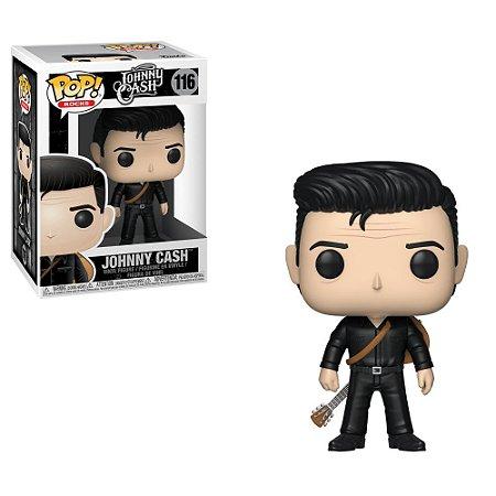 Johnny Cash in Black Pop - Funko