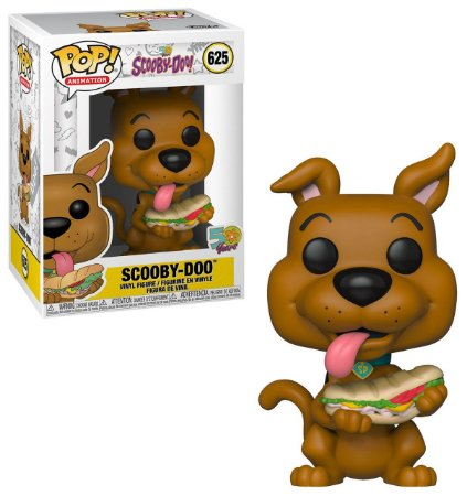 Scooby Doo Scooby-Doo with Sandwich Pop - Funko