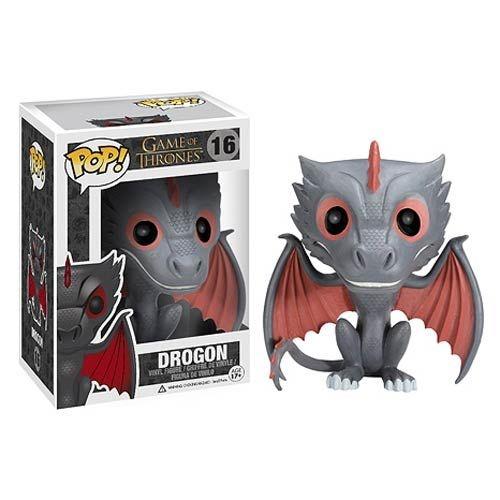 Game of Thrones Drogon Pop - Funko