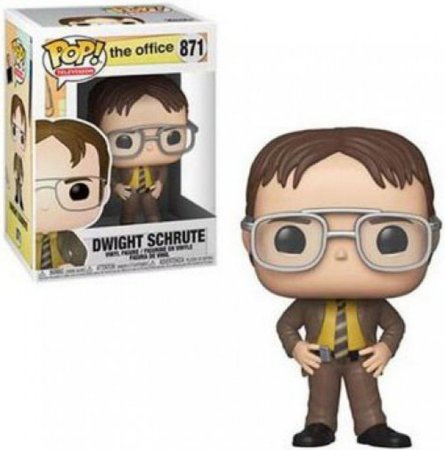 The Office Dwight Schrute Pop - Funko