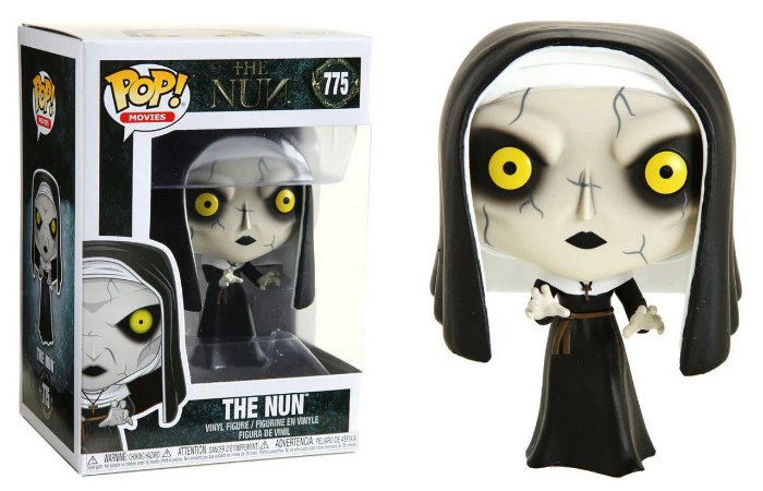The Nun A Freira Pop - Funko