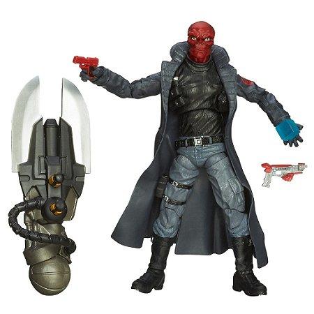 Marvel Lengends Captain America 2 - Caveira Vermelha - Hasbro