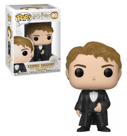 Harry Potter Cedric Diggory Pop - Funko