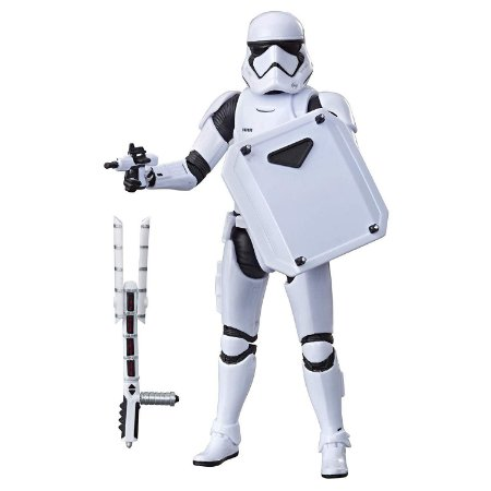 Star Wars Black Series First Order Stormtrooper - Hasbro