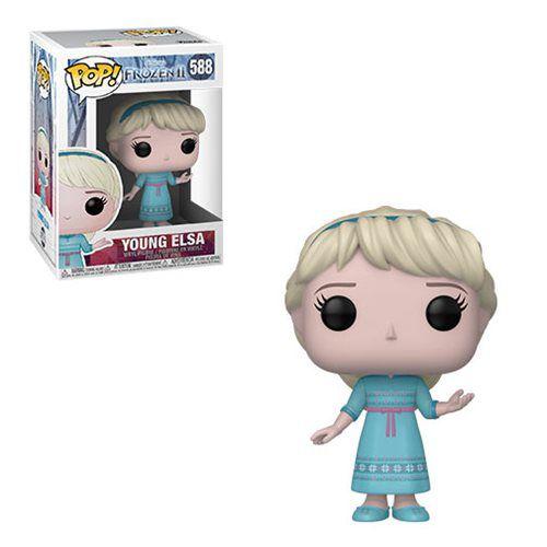 Disney Frozen 2 Young Elsa Pop - Funko