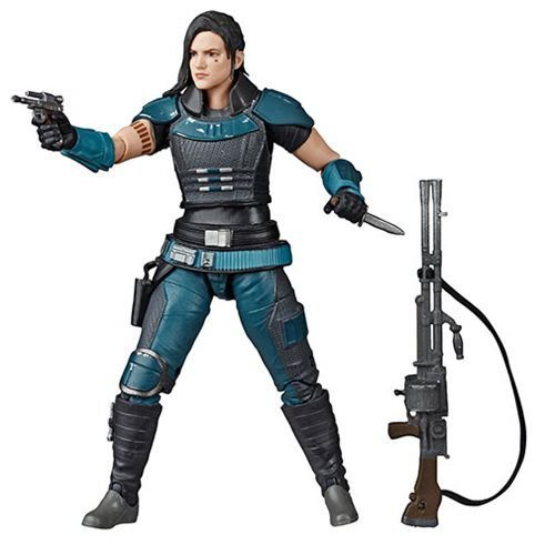 Star Wars Black Series Cara Dune - Hasbro