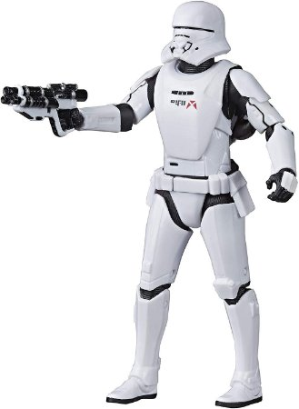 Star Wars Black Series First Order Jet Trooper - Hasbro