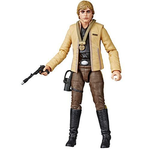 Star Wars Black Series Luke Skywalker Yavin Ceremony - Hasbro
