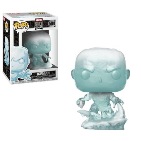Marvel 80th Years X-Men Iceman Pop - Funko
