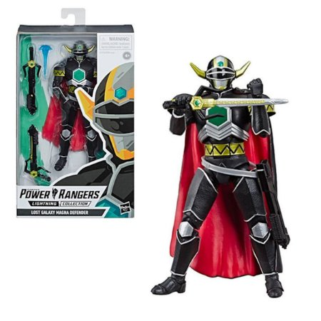 Power Rangers Lost Galaxy Magna Defender - Hasbro