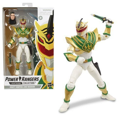 Power Rangers Mighty Morphin Lord Drakkon - Hasbro