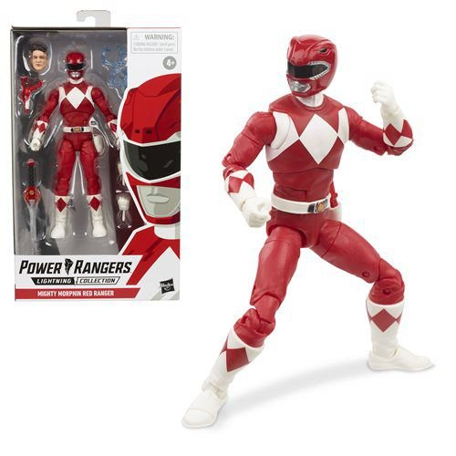 Power Rangers Mighty Morphin Red Ranger - Hasbro