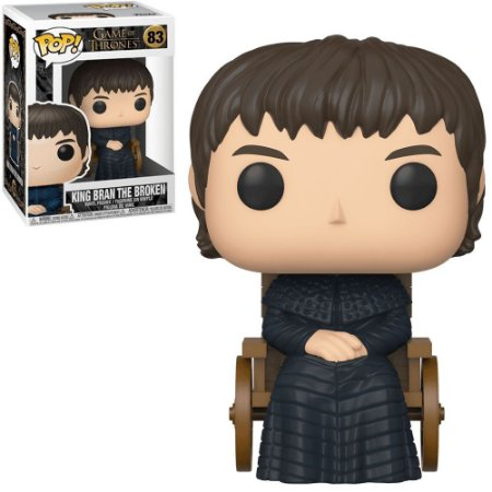 Game of Thrones King Bran The Broken Pop - Funko