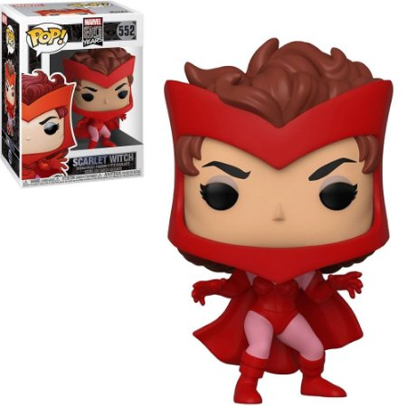 Marvel 80th Years Scarlet Witch Pop - Funko