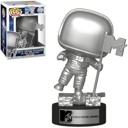 MTV MTV Moon Person Pop - Funko