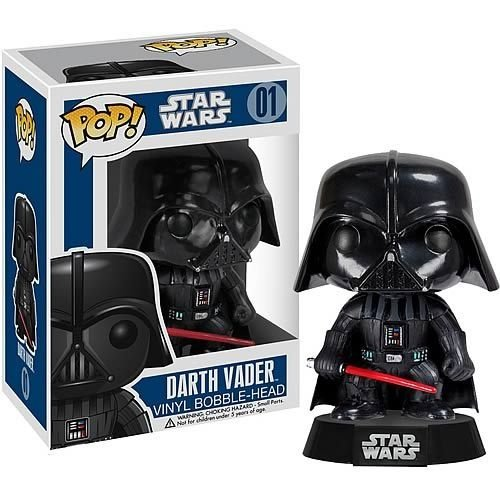 Star Wars Darth Vader Pop - Funko