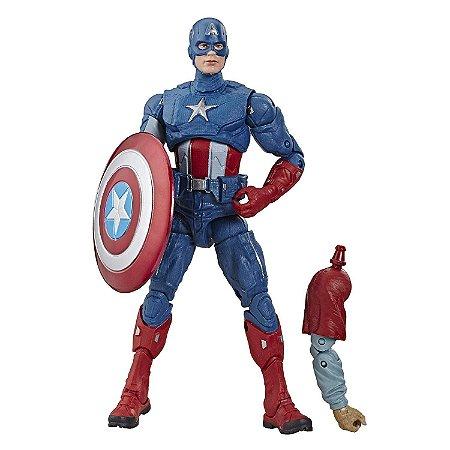 Marvel Legends Avengers Endgame Captain America BaF Thor - Hasbro