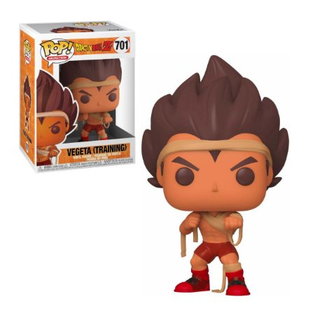 Dragon Ball Z Vegeta Training Pop - Funko