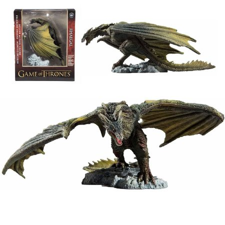 Game of Thrones Rhaegal Deluxe Box - McFarlane