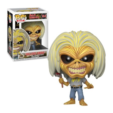 Iron Maiden Killers Eddie Pop - Funko